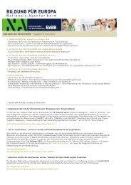 Newsletter der NA beim BIBB — Ausgabe 173 /04.02.2011 1 ...