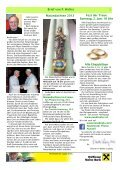Pfarrblatt Mai Christi Himmelfahrt - Neukloster - Seite 3