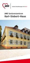 Karl-Siebert-Haus - AWO Karlsruhe