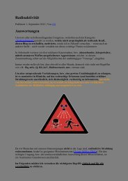 Radioaktivität Auswertungen - Δ blog