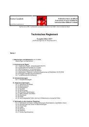 Carambole-Regeln - BCE AG
