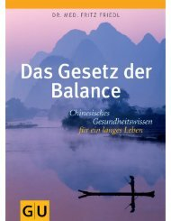 Leseprobe zum Titel: Das Gesetz der Balance - Die Onleihe
