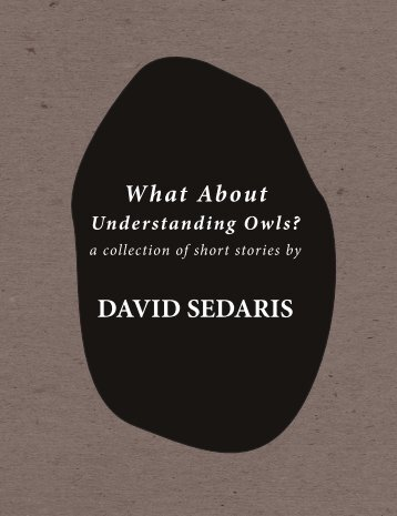 Download david sedaris epub