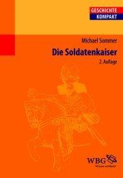 Leseprobe zum Titel: Die Soldatenkaiser - Die Onleihe