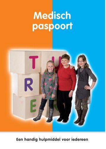 Medisch paspoort - UZ Gent