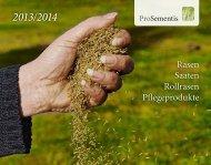 ProSementis Katalog 2013/2014