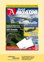 Testbericht Aviator - RC-Toy