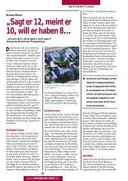 Wertermittlung - onOffice® smart 3.6