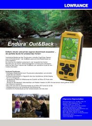 Endura Out&Back Endura Out&Back - Think Big