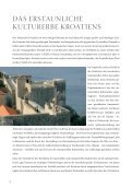 Das wunderbare Kulturerbe Kroatiens - Business - Hrvatska ... - Seite 5