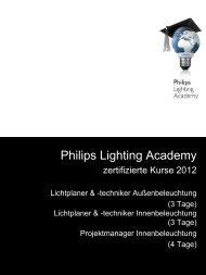 Licht-Planer Innenbeleuchtung (PLA) - Philips