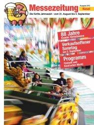 Messezeitung herunterladen (ca. 4,9MB) - Kuseler-Messe