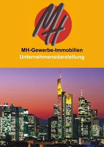 MH-Gewerbe-Immobilien Unternehmensdarstellung