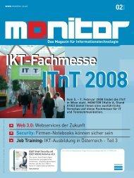 Die komplette MONITOR-Ausgabe 2/2008 können Sie hier ...
