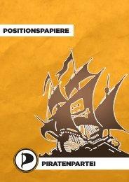 PIRATENPARTEI POSITIONSPAPIERE - Piratepartei Lëtzebuerg