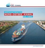 NORD-OSTSEE -KANAL - Initiative Kiel.Canal eV