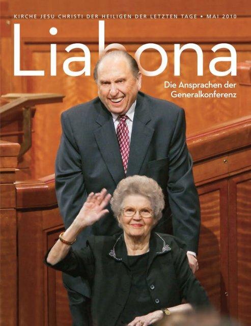 Mai 2010 Liahona - Kirche Jesu Christi der Heiligen der Letzten Tage