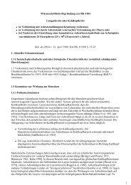 1 Wissenschaftliche Begründung zur BK 4104 Bek. des BMA v. 24 ...