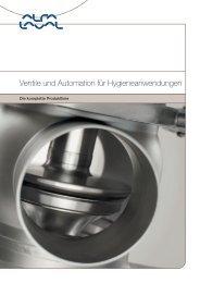 Ventile und Automation.pdf - Alfa Laval