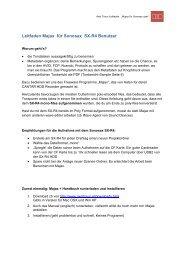 download Anleitung Majax für Sonosax SX-R4 user