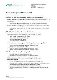 Referentenliste (Stand: 19. Februar 2013) - beim ...