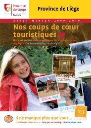 Nos coups de cœur touristiques - Maison du tourisme du Pays de ...