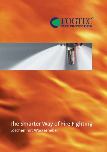 The Smarter Way of Fire Fighting - ACIS Complex