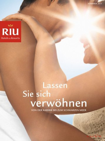 TUI - RIU Hotels & Resorts - Sommer 2011 - No Limit Holidays
