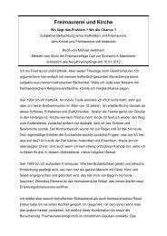 der vollständige Vortrag (pdf-Datei) - Carl zur Eintracht