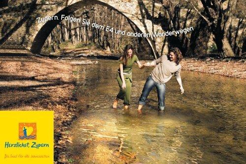 4 und anderen Wande - Cyprus Tourism Organisation