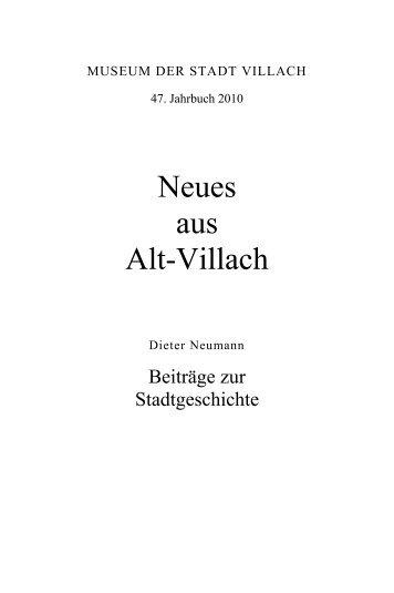 Die Türkeneinfälle nach Kärnten - Villach