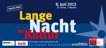 Broschüre als PDF-Datei herunterladen - Lange Nacht der Kultur ...