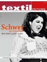 im Geschäft - Österreichische Textil Zeitung