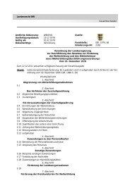 Durchführung des Gesetzes zur Förderung der Weiterbildung und ...