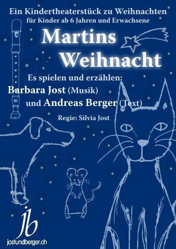Barbara Jost (Musik) und Andreas Berger(Text) - Jost und Berger