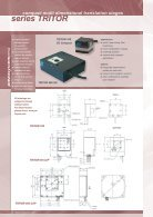 XYZ Nanopositioning Stages Series TRITOR - Page 3