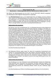 Anlage 1 zur Vorlage Nr. V/0370/2008 STELLUNGNAHMEN ZUR ...