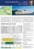 Das klang-Schiff Das klang-Schiff - Godi Betschart Touristik - Seite 3
