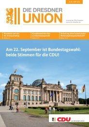 Neu - CDU Dresden