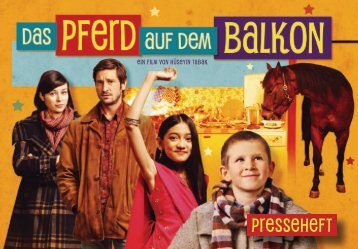 PRESSEHEFT - Neue Visionen Filmverleih