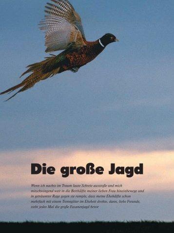 Die große Jagd - Jagen Weltweit