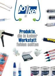 Produkte, die in keiner Werkstatt fehlen sollten - Hatag AG