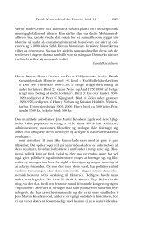 695 Dansk Naturvidenskabs Historie, bind 1-4 ... - Historisk Tidsskrift