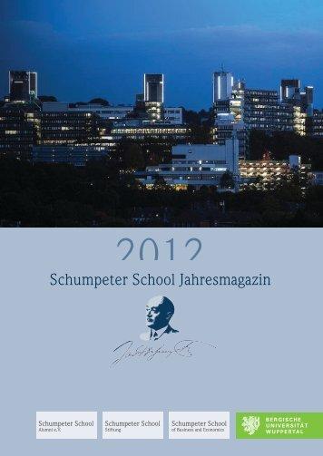 Jahresmagazin 2012 - WTALumni