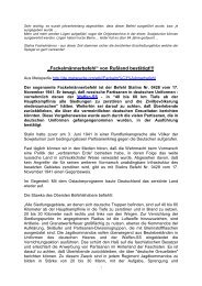 """Fackelmännerbefehl"" von Rußland bestätigt!!! - Teleboom.de"