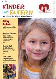 Welttag des Kindes - Wien - Kinderfreunde