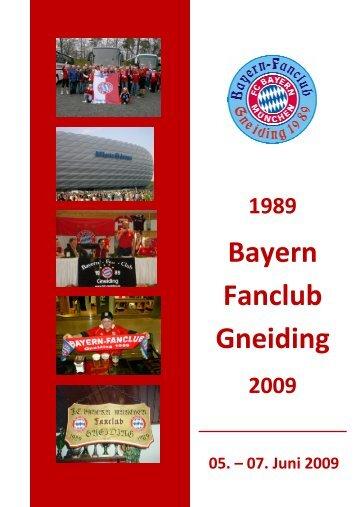 Festschrift in neuem Fenster öffnen - 66 MB - Bayern Fanclub ...