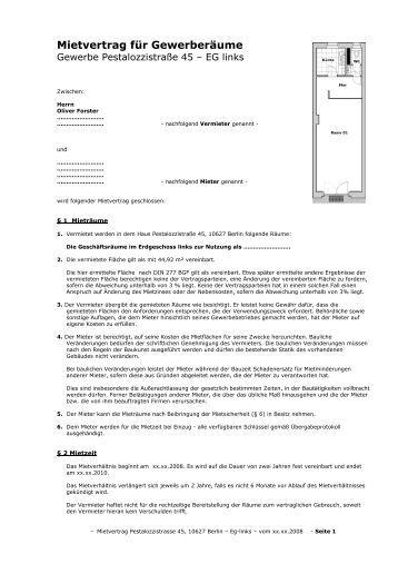 Mietvertrag Wohnungsboersenet Vinpearl Baidaiinfo