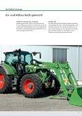 Prospekt Fendt Cargo - Brack Landmaschinen AG - Seite 6