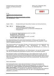 Senatsverwaltung für Gesundheit, - Abgeordnetenhaus von Berlin